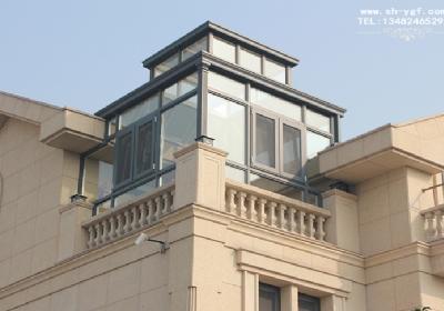 露台组合顶阳光房